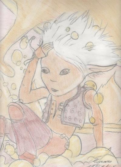 Arthur and the Minimoys por furbillon